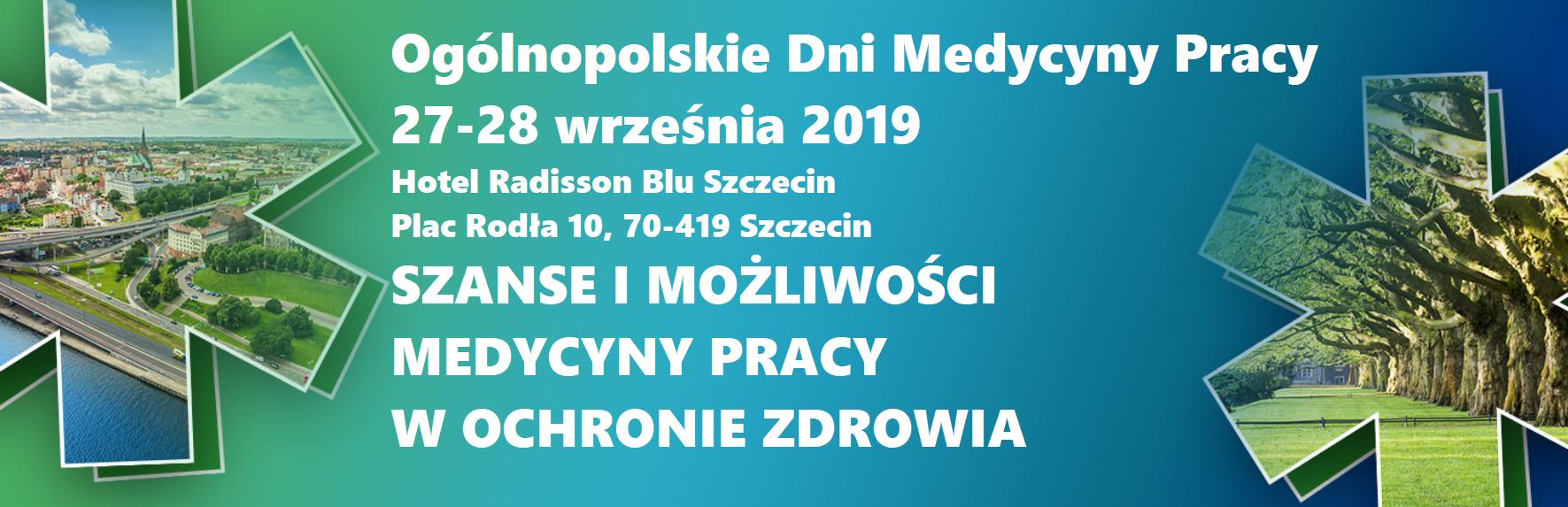 [:pl]Ogólnopolskie Dni Medycyny Pracy[:]
