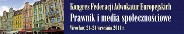 Kongres Federacji Adwokatur Europejskich