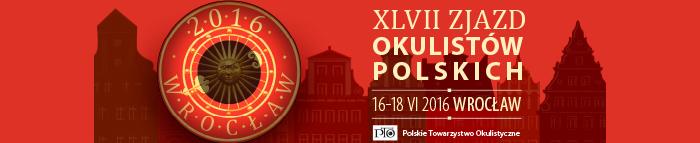 PTO - XLVII Zjazd Okulistów Polskich 2016