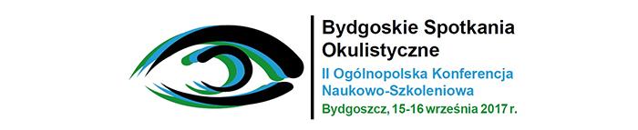 II Ogólnopolska konferencja Bydgoskie Spotkania Okulistyczne