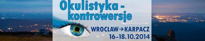 IV Międzynarodowa Konferencja Okulistyka-Kontrowersje