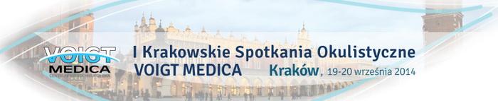 I Krakowskie Spotkania Okulistyczne Voigt Medica