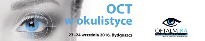 III Konferencja Naukowo-Szkoleniowa: OCT w Okulistyce