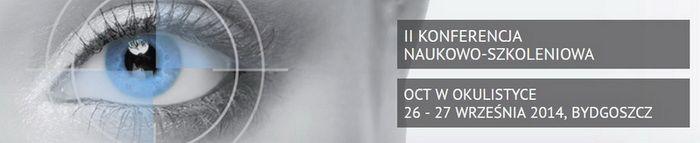 II Konferencja Naukowo-Szkoleniowa OCT w okulistyce