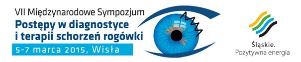 """VII Międzynarodowe Sympozjum """"Postępy w diagnostyce i terapii schorzeń rogówki"""""""